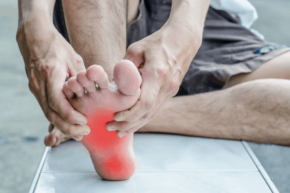 ligament and soft tissue pliability